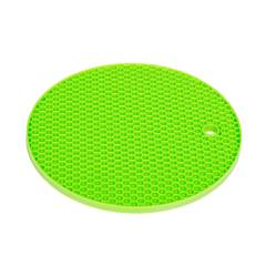 Ozbongs Soft Silicone Bong Mat Green