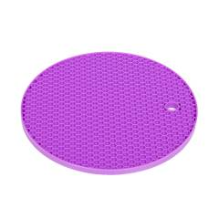 Ozbongs Soft Silicone Bong Mat Purple