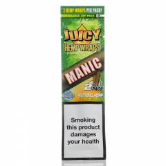 Juicy Jay's Hemp Wraps Manic