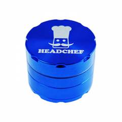 Head Chef Razor 4 Part 50mm Blue