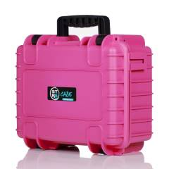 STR8 Case Medium Electric Pink