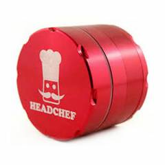 Head Chef Razor 4 Part 50mm Red