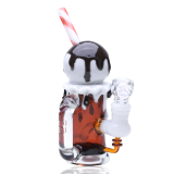 Empire Glass Mini Rig - Ice Cream Float