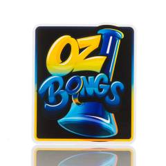 Ozbongs Logo Sticker