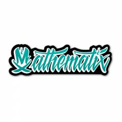 Mathematix Sticker