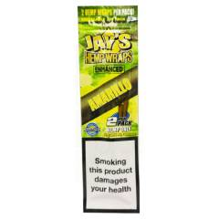 Juicy Jay's Hemp Wraps Enhanced Amarillo