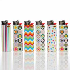 Bic Pattern  Lighter