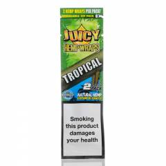 Juicy Jay's Hemp Wraps Tropical