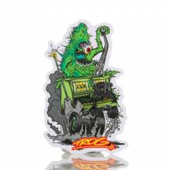 Trog Nugg Monster Decal