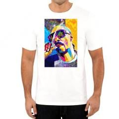 Stonerdays Tee Pop Art Snoop