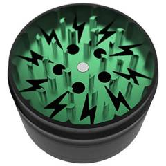 Thorinder Grinder 63mm 4pt Green