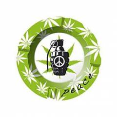 Agung Ashtray Peace bomb