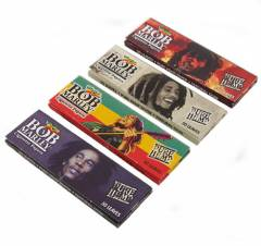 Bob Marley King Size Hemp Papers