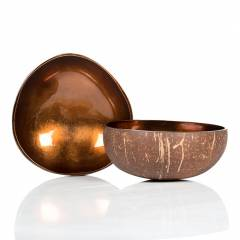 Coconut Bowl Bronze