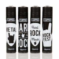 Clipper Lighter 1 x Rock Signs