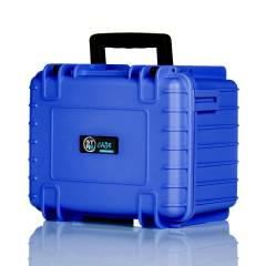 STR8 Case Deep Small Cobalt Blue