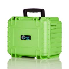 STR8 Case Deep Small Nitro Green