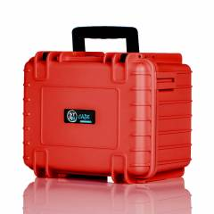 STR8 Case Deep Small Fury Red