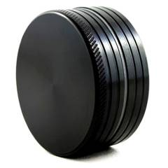 SPLIFF 2pt 63mm Grinder Black