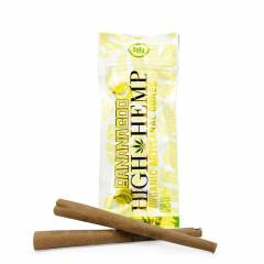 High Hemp Organic Artisanal Cones - Banana