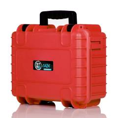 STR8 Case Medium Fury Red