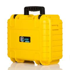 STR8 Case Medium Canary Yellow