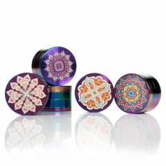 Mandala 4 Part Grinder 60mm