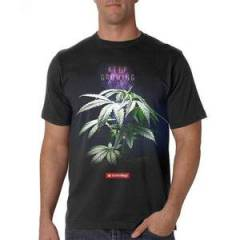 Stonerdays Men's 'Keep Growing' Tee