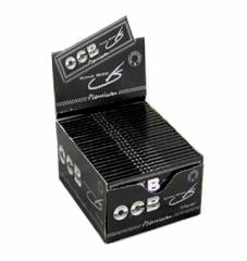 OCB Premium Black King Size Box