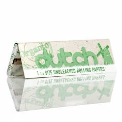 Dutch Organic 1 1/4 Rolling Papers