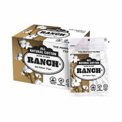 Ranch Supa Slim Cotton Filter Tips