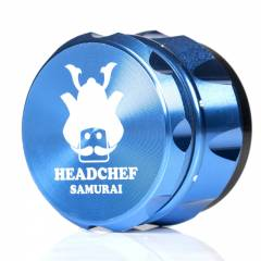 Head Chef Samurai 4 Part 55mm Blue