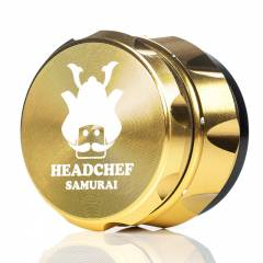 Head Chef Samurai 4 Part 55mm Gold