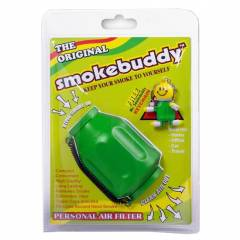 Original Smoke Buddy Light Green