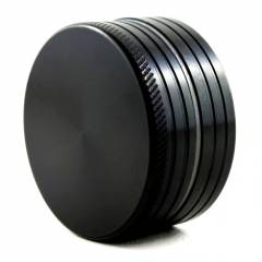 SPLIFF 2pt 40mm Grinder Black