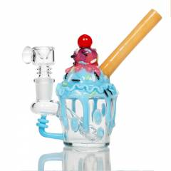 Empire Glass Mini Rig - Bubblegum Sundae