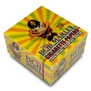 Bob Marley King Size Hemp Papers Box