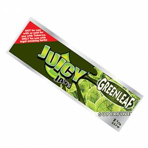Juicy Jay's Greenleaf Superfine
