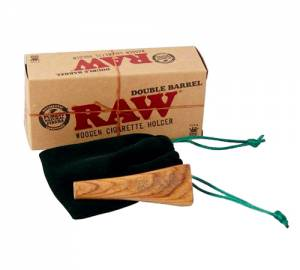 RAW Dbl Barrel KS Cig Holder