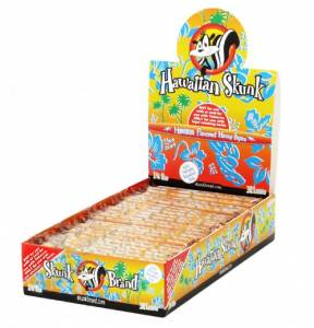 Skunk 1 1/4 Hawaiian Papers Box