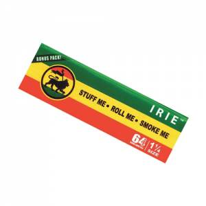 IRIE 1 1/4 Hemp Papers